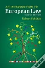 An Introduction To European Law 2ed