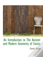 An Introduction To The Ancient And Moder