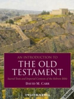 Wook.pt - An Introduction To The Old Testament