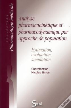 Wook.pt - Analyse Pharmacocinetique Et Pharmacodynamique Par Approche De Population