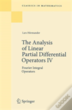 Analysis Of Linear Partial Differential Operators