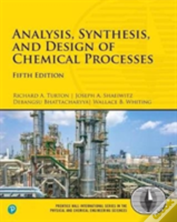 Wook.pt - Analysis, Synthesis And Design Of Chemical Processes