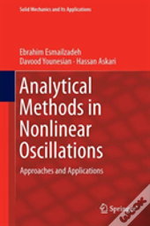 Analytical Methods In Nonlinear Oscillations