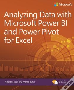 Wook.pt - Analyzing Data With Power Bi And Power Pivot For Excel