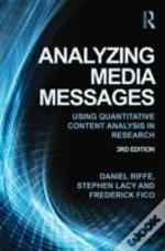 Analyzing Media Messages