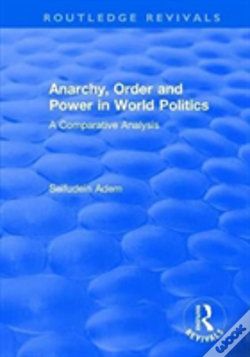 Wook.pt - Anarchy Order And Power In World P