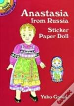 Anastasia From Russia Paper Doll