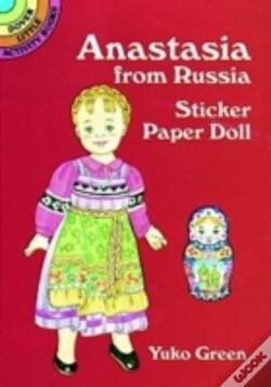 Wook.pt - Anastasia From Russia Paper Doll
