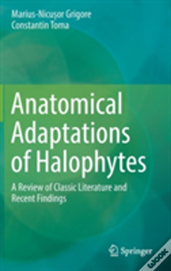 Wook.pt - Anatomical Adaptations Of Halophytes
