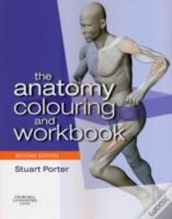Wook.pt - Anatomy Colouring And Workbook