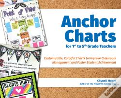 Wook.pt - Anchor Charts For 1st To 5th Grade Teachers
