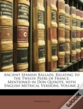 Ancient Spanish Ballads, Relating To The