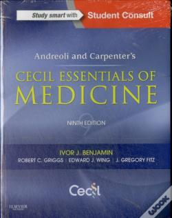 Wook.pt - Andreoli And Carpenter'S Cecil Essentials Of Medicine