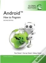 Android: How To Program, International Edition