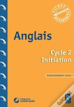 Anglais Initiation Ce1 (+ 2 Cd) -Ne-