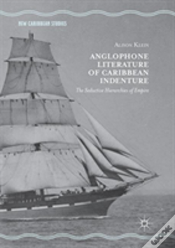 Wook.pt - Anglophone Literature Of Caribbean Indenture