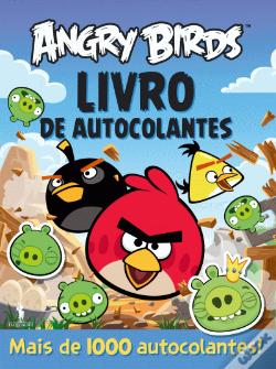 Wook.pt - Angry Birds 1000 autocolantes