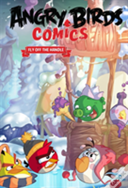 Wook.pt - Angry Birds Comics