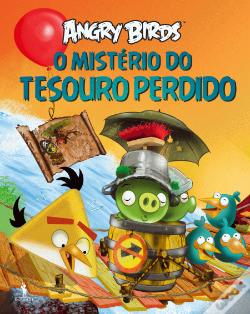Wook.pt - Angry Birds: O Mistério do Tesouro Perdido