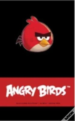 Wook.pt - Angry Birds Ruled Journal