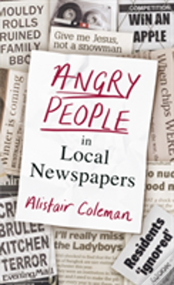 Wook.pt - Angry People In Local Newspapers