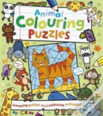 Animal Colouring Puzzles
