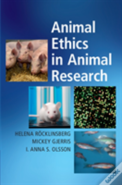 Wook.pt - Animal Ethics In Animal Research