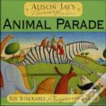 Animal Parade Stacking Boxes