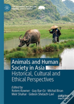 Wook.pt - Animals And Human Society In Asia