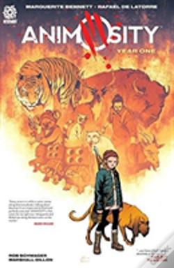 Wook.pt - Animosity Hardcover Year One