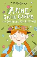 Anne Of Green Gables: The Complete Colln