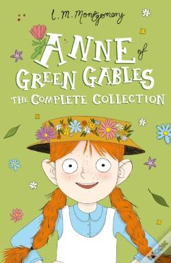 Wook.pt - Anne Of Green Gables: The Complete Colln