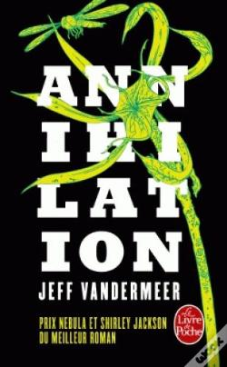 Wook.pt - Annihilation (The Southern Trilogy, Tome 1)