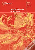 Annual Abstract Of Statistics