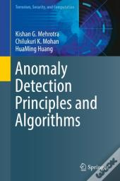 Anomaly Detection Principles And Algorithms