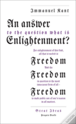 Wook.pt - Answer To The Question: 'What Is Enlightenment?'