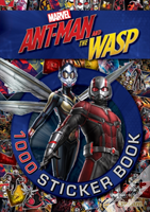 Ant Man And The Wasp 1000 Sticker Book