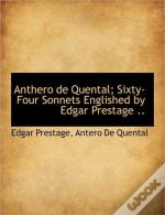 Anthero De Quental; Sixty-Four Sonnets E
