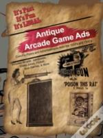 Antique Arcade Game Ads - 1930s To 1940s