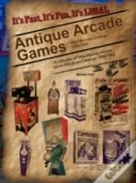 Antique Arcade Games: Mike Munves 1939-1
