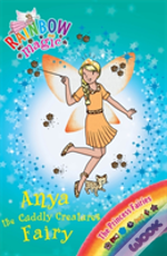Anya The Cuddly Creatures Fairy
