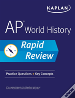 Wook.pt - Ap World History Rapid Review