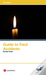 Apil Guide To Fatal Accidents Fourth Edi