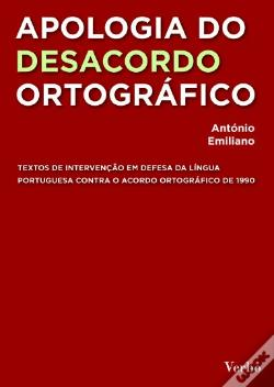 Wook.pt - Apologia do Desacordo Ortográfico