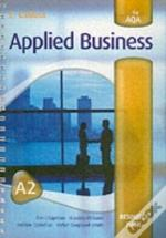 Applied Business A2 For Aqa Resource Pack