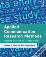 Applied Communication Research Methods