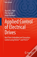 Applied Control Of Electrical Drives