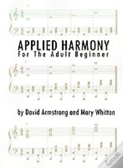 Wook.pt - Applied Harmony For The Adult Beginner