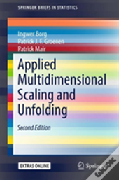 Applied Multidimensional Scaling And Unfolding