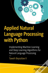 Applied Natural Language Processing With Python